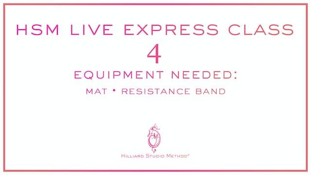 HSM Live Express 4