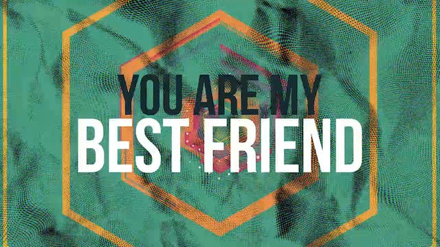Lyric Video - My Best Friend [BACKING TRACK]