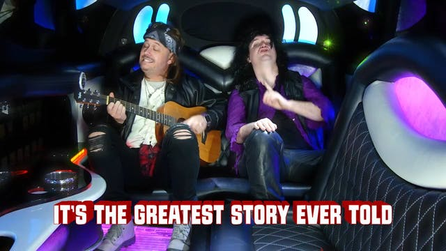 The Greatest Story Ever Told JR - Week 5 THEME SONG (2.2)