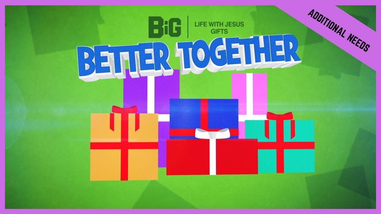 Better Together | Additional/Special Needs (BETA version)