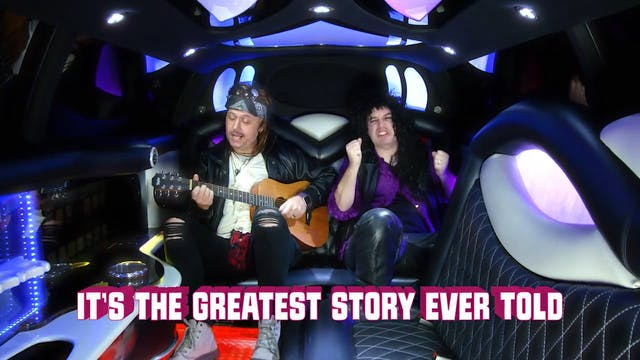 The Greatest Story Ever Told JR - Week 4 THEME SONG (2.1)