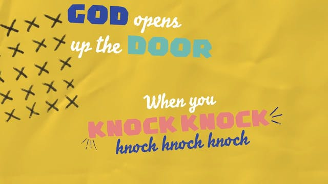 The Greatest Story Ever Told - WORSHIP: Ask Seek Knock (CLICK)