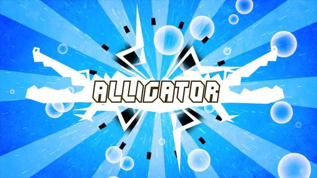 Celebrate - COMMON Video - Alligator Goodbye