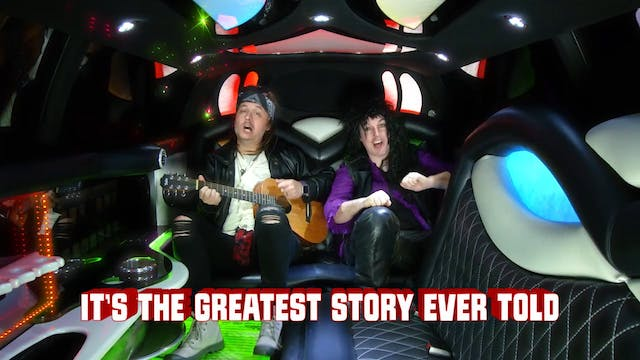The Greatest Story Ever Told JR - Week 1 THEME SONG (1.1)