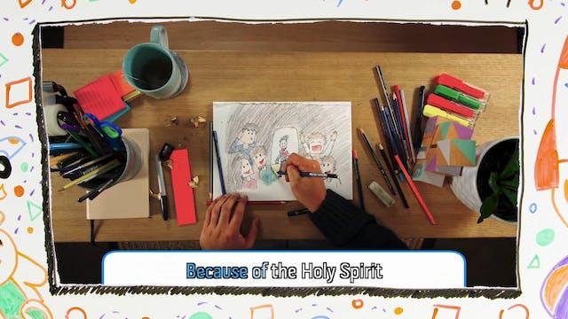 Draw Near - Week 5 THEME SONG (2 2) - Draw Near - Junior BiG