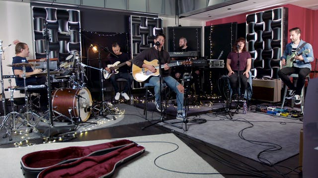 I Give You My Hallelujah - Live Video (from the Studio)