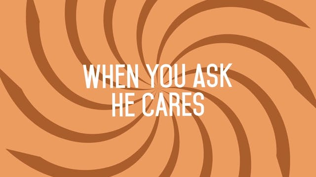 Psalms Proverbs Parables - WORSHIP: Ask Seek Knock (BACKING)