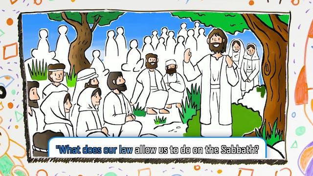 The Greatest Story Ever Told JR PRESCHOOL - Week 5 BIG MESSAGE (2.2)