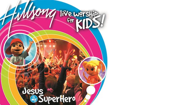 Jesus Is My Superhero Lyric Videos