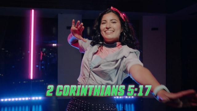 Who You Say I Am Series 3 - BIG WORD (2 Corinthians 5:17)