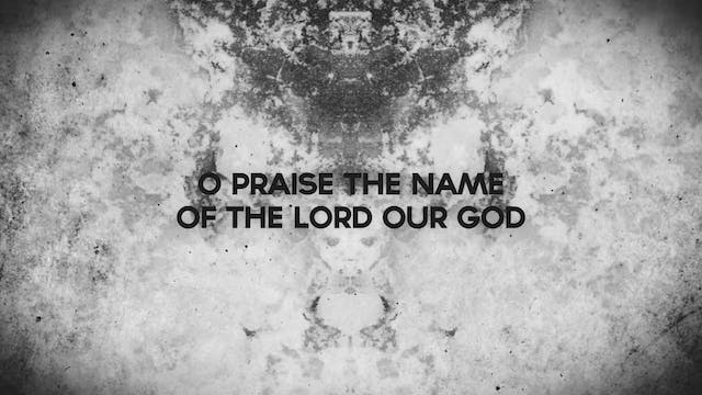 Celebrate - WORSHIP: O Praise The Name (Anastasis) (CLICK)