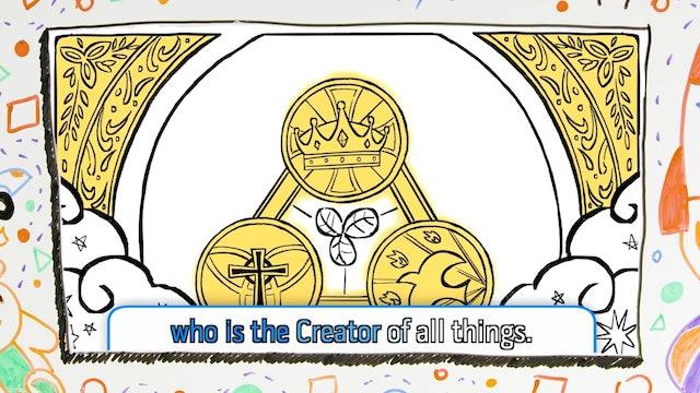 Can You Believe It!? Jr PRESCHOOL - Week 1 BIG MESSAGE (1.1)