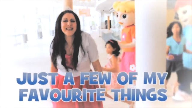 Psalms Proverbs Parables - WORSHIP: My Favourite Things (FULL)