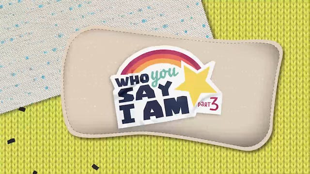 Who You Say I Am Series 3 - Week 1 | ...