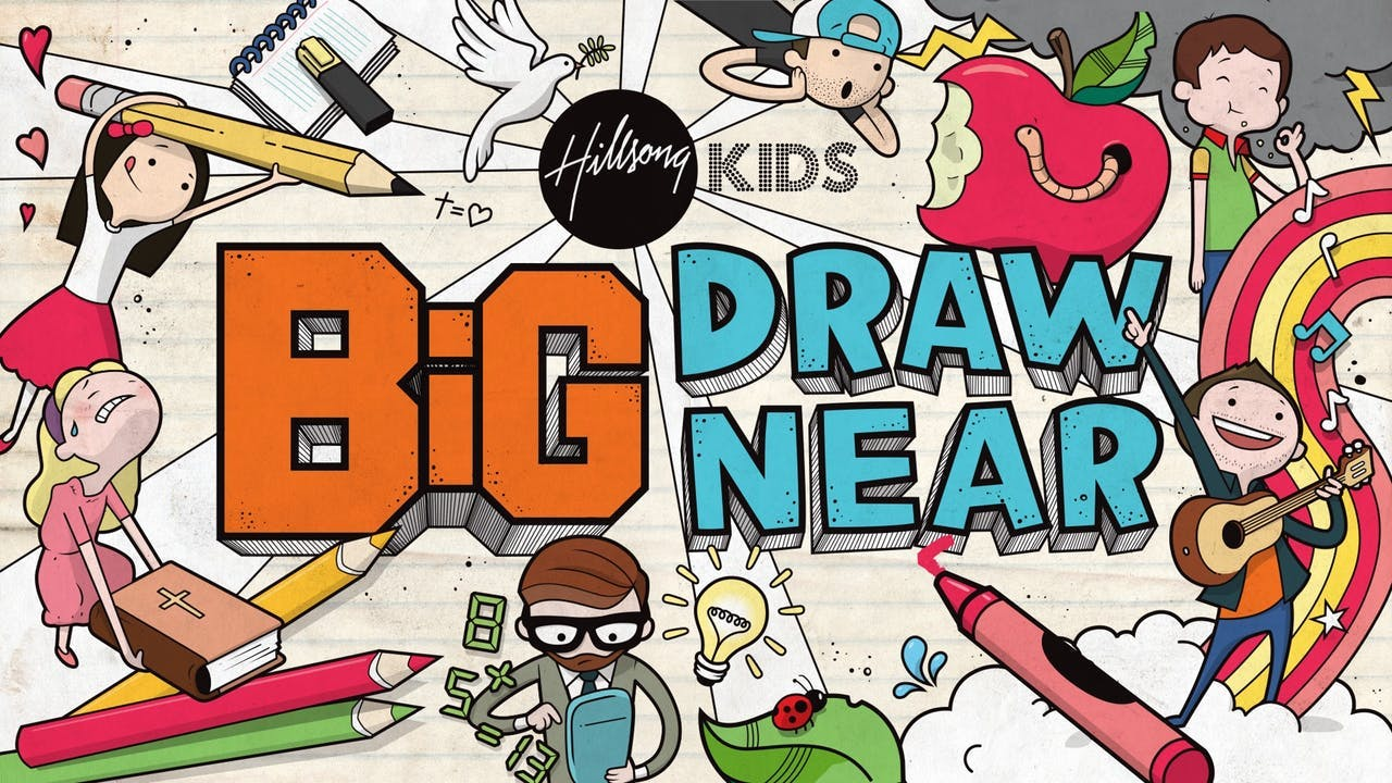 Draw Near - Junior BiG Curriculum