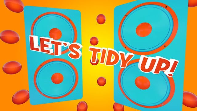 Celebrate - COMMON Video - Tidy Up Song