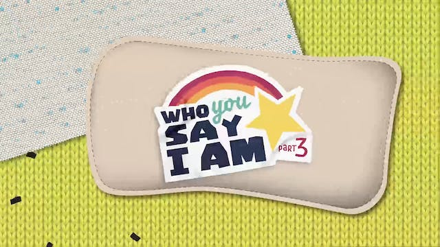 Who You Say I Am Series 3 - Week 2 | ...