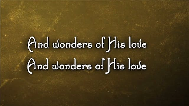 Common Video - WORSHIP: Joy To The World (FULL)