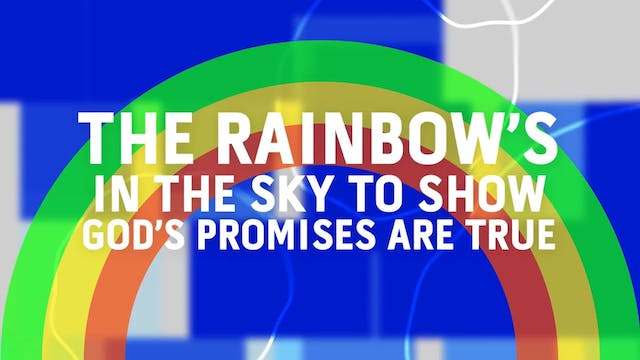 Psalms Proverbs Parables - WORSHIP: Rainbow (HSK Remix) (BACKING)