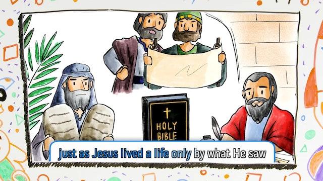 Can You Believe It!? Jr PRESCHOOL - Week 2 BIG MESSAGE (1.2)