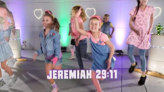 Can You Believe It!? - Week 7-9 BIG WORD (Jeremiah 29:11)