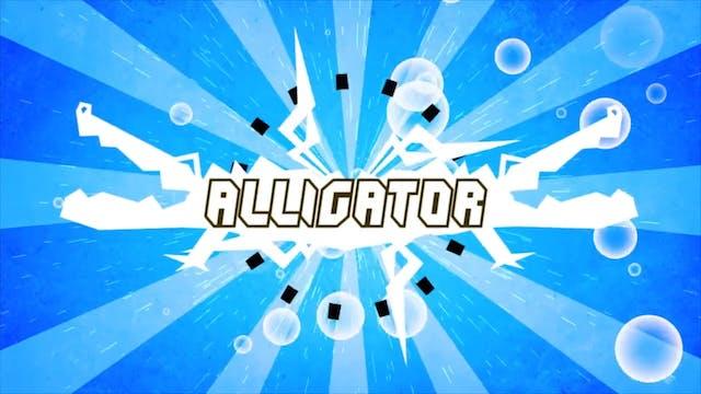 Listen Up - COMMON Video - Alligator Goodbye