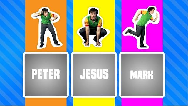 Gospel Jr - Week 6 FMD BIG QUIZ (2.3)
