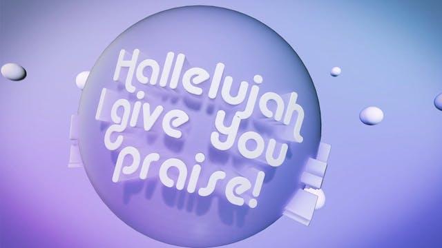 I Give You My Hallelujah