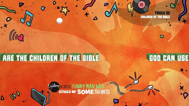 9. Children Of The Bible