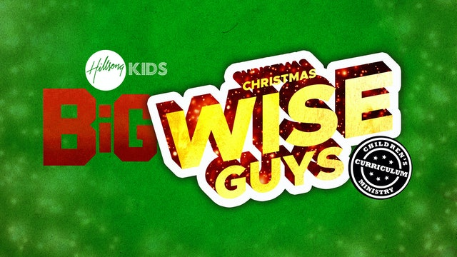 Christmas Wise Guys