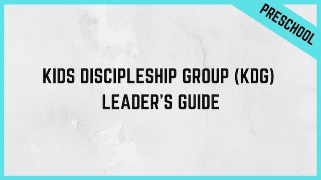 KDG Leader's Guide