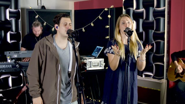 Live Video (from the Studio) - Ask Seek Knock