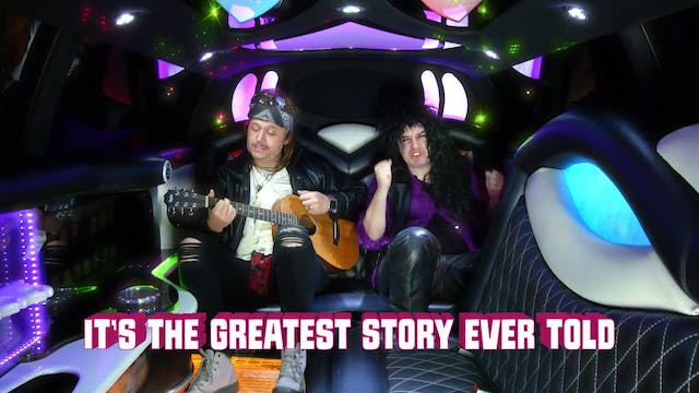The Greatest Story Ever Told JR - Week 7 THEME SONG (3.1)