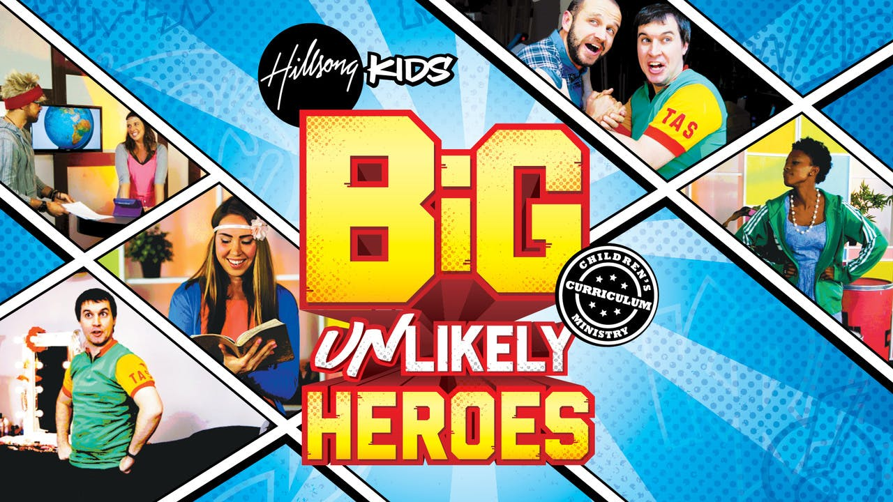 Unlikely Heroes BiG JUNIOR Curriculum