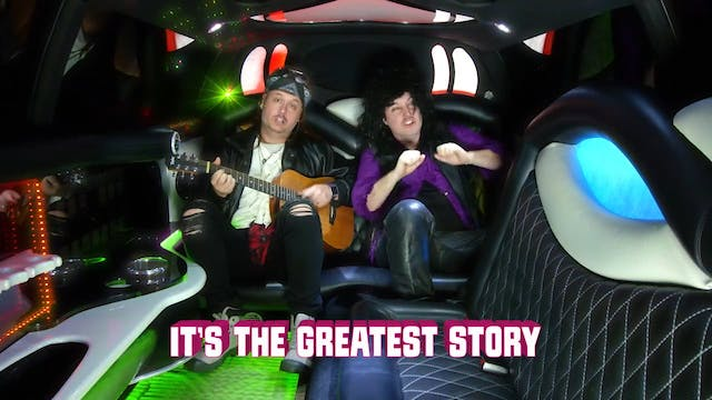 The Greatest Story Ever Told JR - Week 6 THEME SONG (2.3)