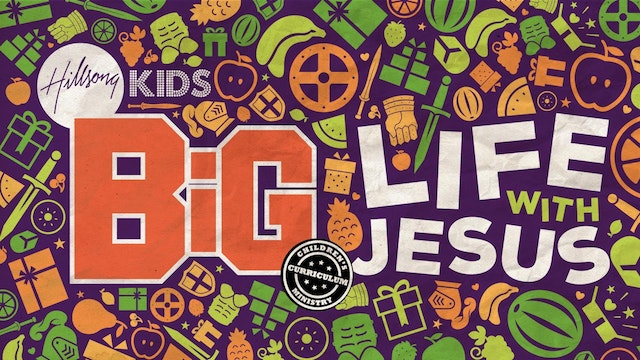 Life With Jesus BiG Primary/Elementary Curriculum