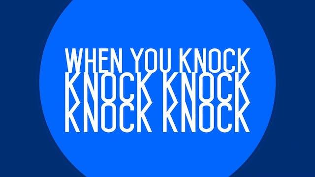 Draw Near - WORSHIP: Ask Seek Knock (BACKING)