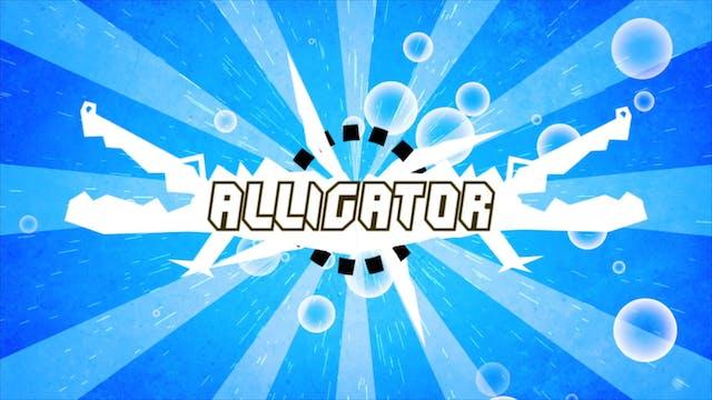 AlligatorGoodbye