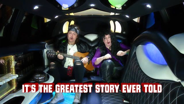 The Greatest Story Ever Told JR - Week 3 THEME SONG (1.3)