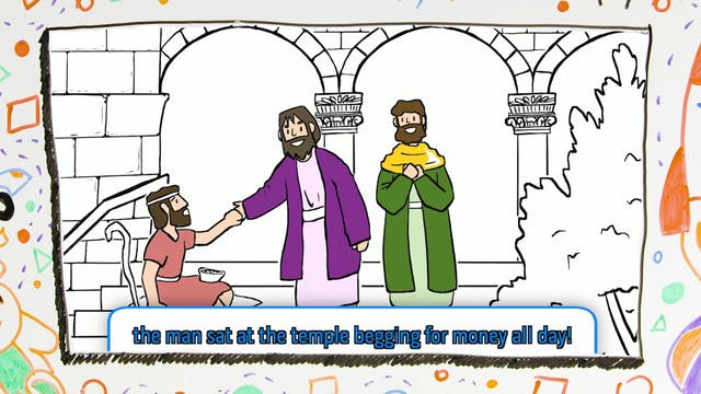 The Greatest Story Ever Told JR TODDLER - Week 7 BIG MESSAGE (3.1)