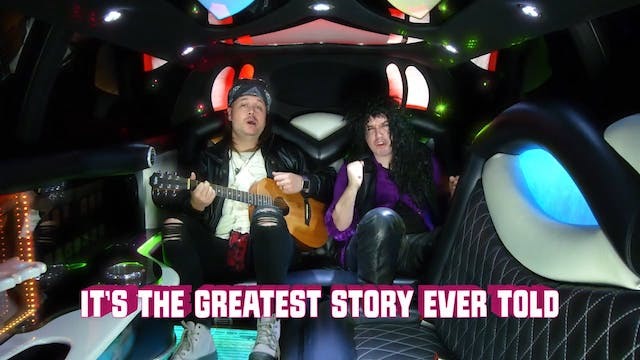 The Greatest Story Ever Told JR  - Week 2 THEME SONG (1.2)