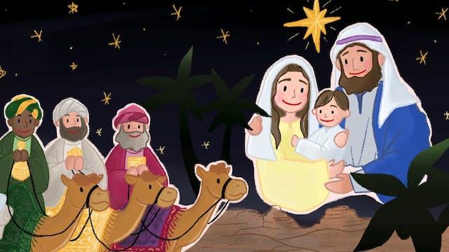 Christmas Wise Guys | Week 2 | BiG Message (Additional Needs)