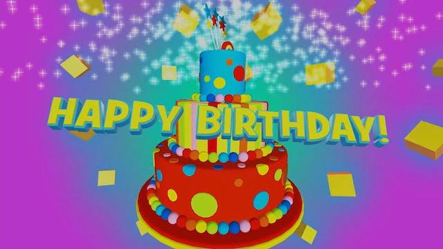 Celebrate - COMMON Video - Birthday Song