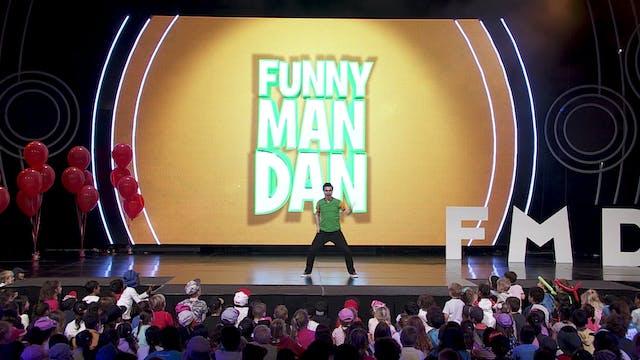Funny Man Dan: Hello - PreSchool Show