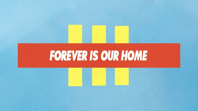 Lyric Video - Heaven Is Our Home [BACKING TRACK]