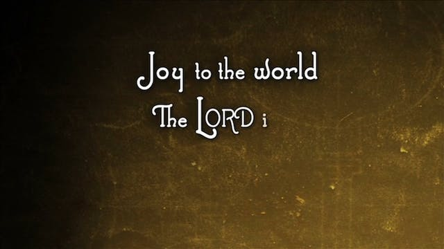 Joy To The World (CLICK)