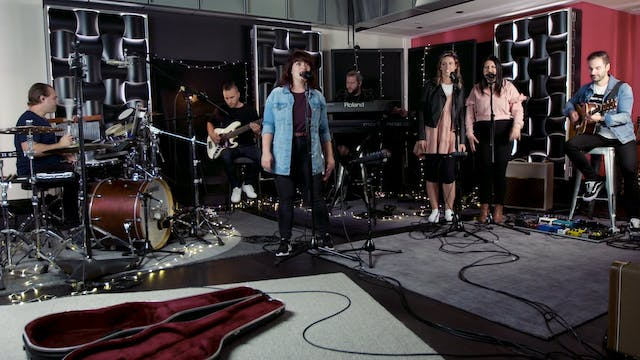 Live Video (from the Studio) - Heaven Is Our Home
