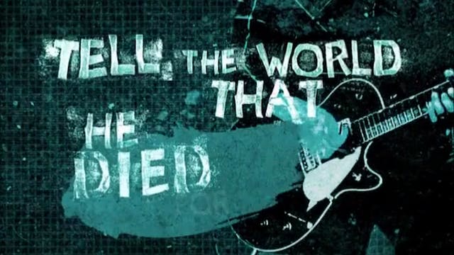 Common Video - WORSHIP: Tell The Worl...