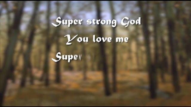 06. Super Strong God: BACKING