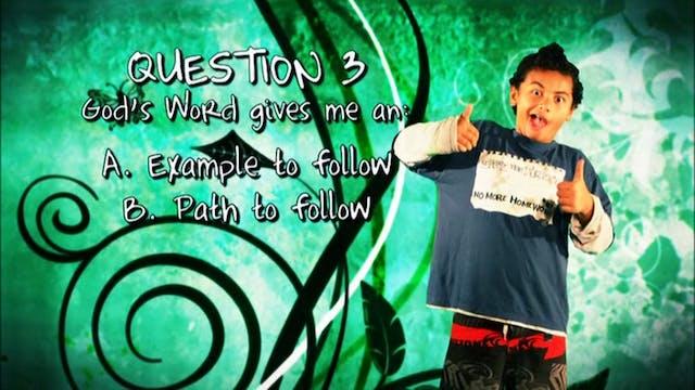 Follow You - Week 9 BIG QUIZ (2.5)